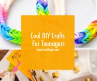 Cool DIY Crafts For Teenagers
