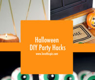 Halloween DIY Party Hacks
