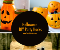 Halloween DIY Party Hacks Part 2