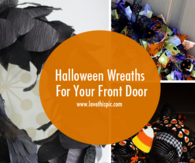 Halloween Wreaths For Your Front Door