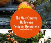 The Most Creative Halloween Pumpkin Decorations