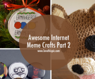 Awesome Internet Meme Crafts Part 2