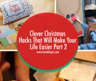 Clever Christmas Hacks That Will Make Your Life Easier Part 2
