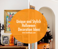 Unique and Stylish Halloween Decoration Ideas