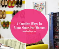 7 Creative Ways To Store Shoes For Women