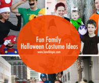 Fun Family Halloween Costume Ideas