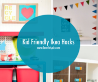 Kid Friendly Ikea Hacks