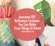 Awesome DIY Halloween Costumes You Can Make From Things At Home