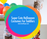 Super Cute Halloween Costumes For Toddlers
