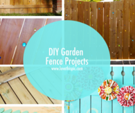 DIY Garden Fence Projects