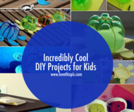 Incredibly Cool DIY Projects for Kids