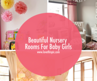 Beautiful Nursery Rooms For Baby Girls