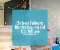 Childrens Bedrooms That Are Inspiring and Kids Will Love