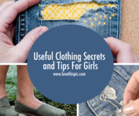 Useful Clothing Secrets and Tips For Girls