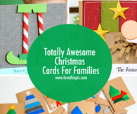 Totally Awesome Christmas Cards For Families