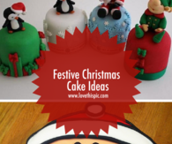 Festive Christmas Cake Ideas