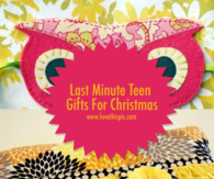 Last Minute Teen Gifts For Christmas
