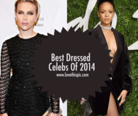 Best Dressed Celebs Of This Year