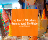 Top Tourist Attractions From Around The Globe