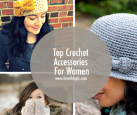 Top Crochet Accessories For Women