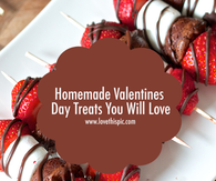Homemade Valentines Day Treats You Will Love