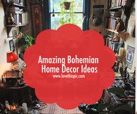 Amazing Bohemian Home Decor Ideas
