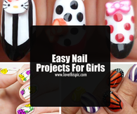 Easy Nail Projects For Girls