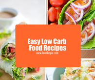 Easy Low Carb Food Recipes