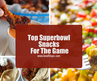 Top Superbowl Snacks For The Game