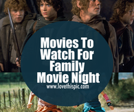 Movies To Watch For Family Movie Night