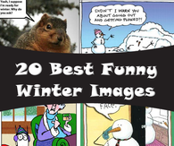 20 Best Winter Humor Images