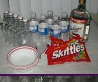 DIY Skittles Vodka