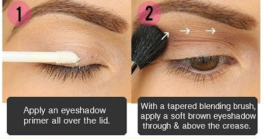 How to get perfect eye makeup