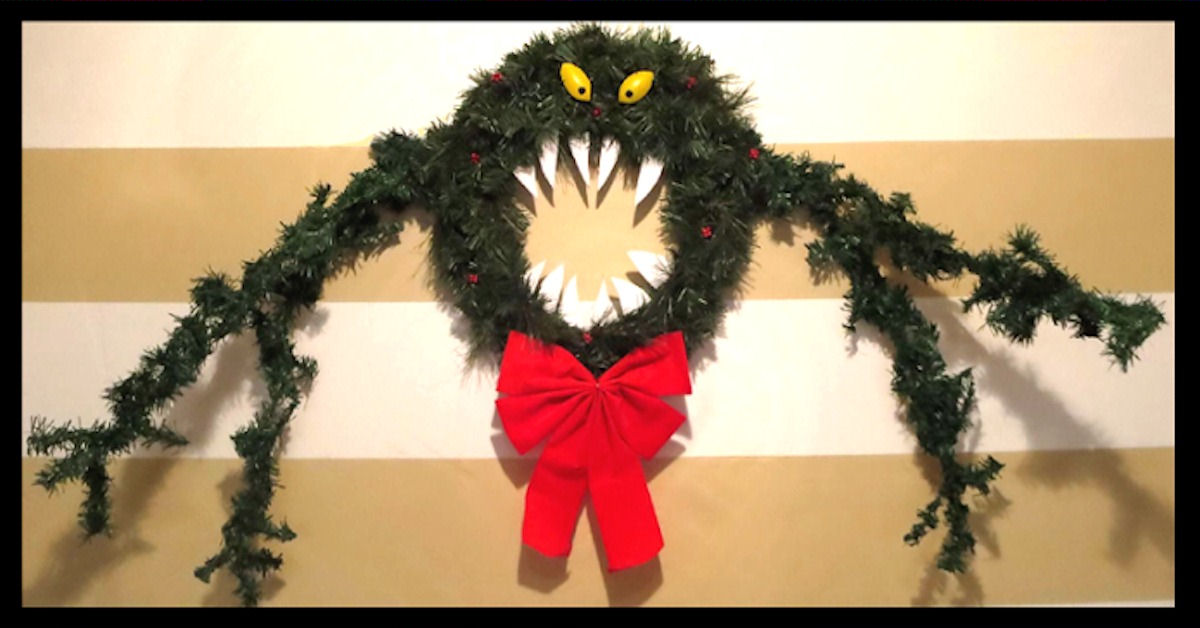 DIY Nightmare Before Christmas Wreath Pictures, Photos, and Images ...