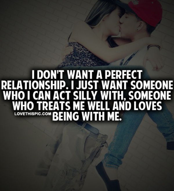 Quotes About Love Relationships: Wanting A Real Relationship Quotes. QuotesGram