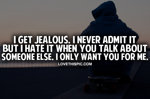 jealous girl quotes tumblr - photo #26