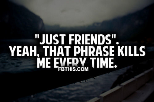 Just Friends Pictures, Photos, And Images For Facebook