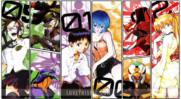 Neon genesis evangelion 1 pictures photos and images for neon genesis evangelion 1 sciox Image collections