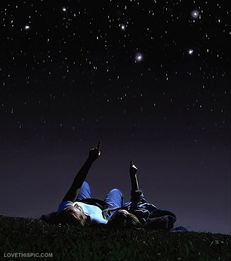 Stargazing Couple Star Gazing Pictures Photos And Images For