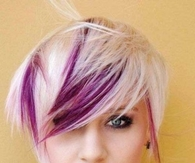 Purple Streaks