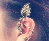 Dragon earring