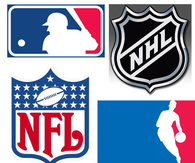 four major sports leagues