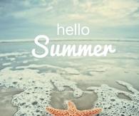 Marvelous Hello Summer