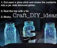 DIY Glow Lights
