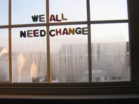 We all need change