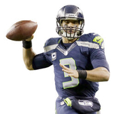 Russell Wilson, Looks destined for great things