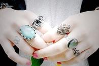 Finger Decoration