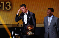 Cristiano Ronaldo  FIFA best player award 2014 Congratulations
