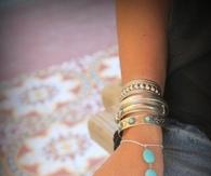 Bracelets & Thumb Ring