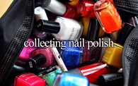Collecting nail polish